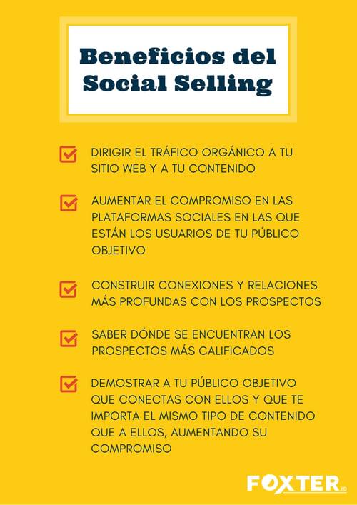 Social Selling_Beneficios